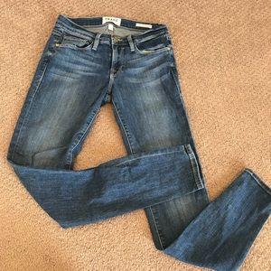 Frame skinny jeans sIze 24